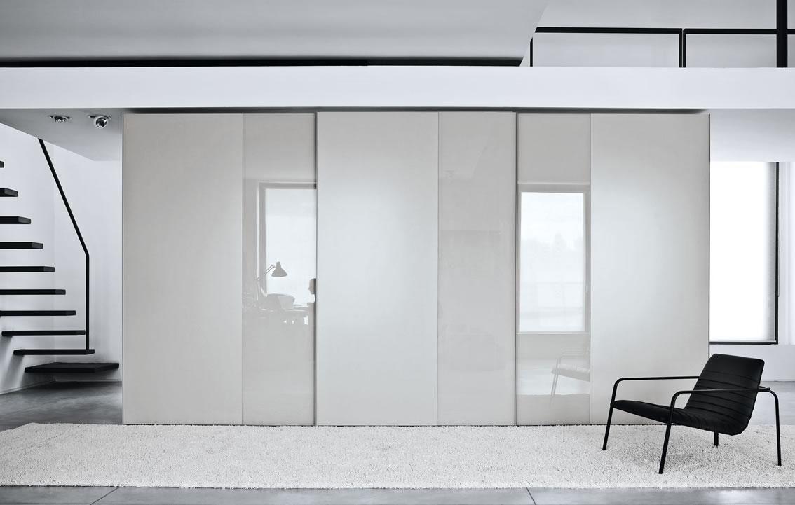 Cocinas armarios puertas correderas - Puertas de cristal para armarios ...