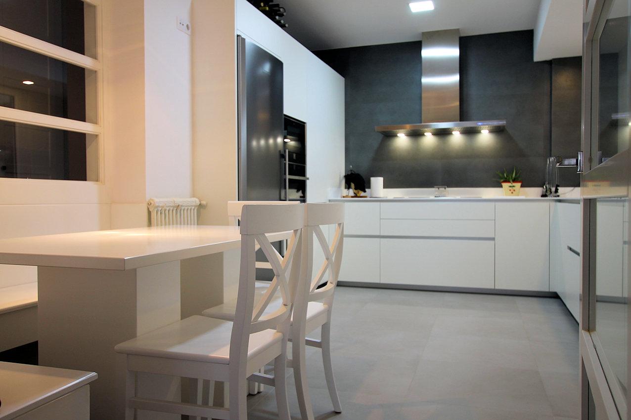 Cocinas reforma de cocina en bilbao - Muebles de cocina en bilbao ...
